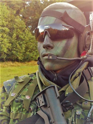 Dansk soldat