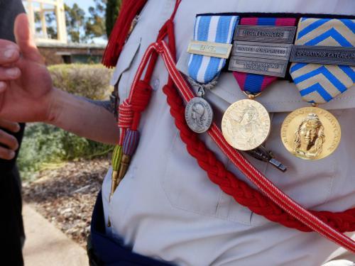 Medaljer for god og tro tjeneste
